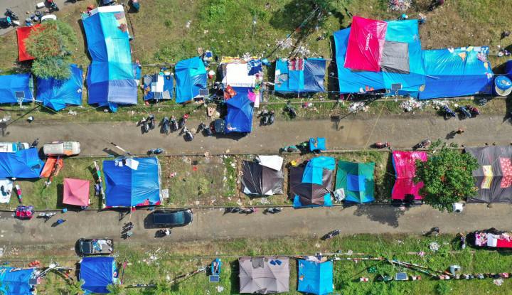 Total Korban Meninggal Gempa Sulbar Berjumlah 90 Orang