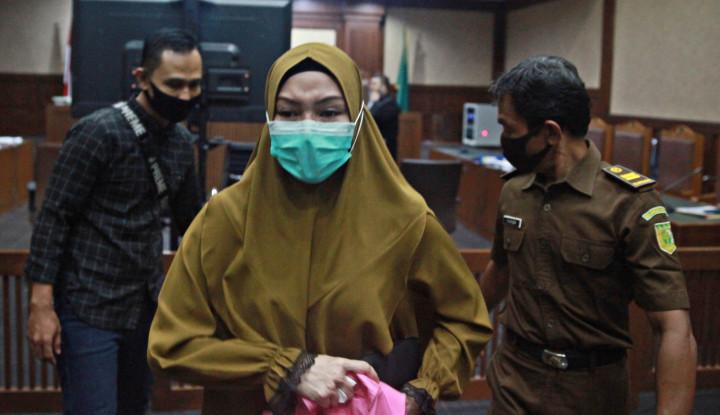 Jaksa Pinangki Akhirnya Dieksekusi ke Lapas Tangerang