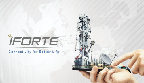 iForte Hadirkan Layanan Connectivity for Better Life