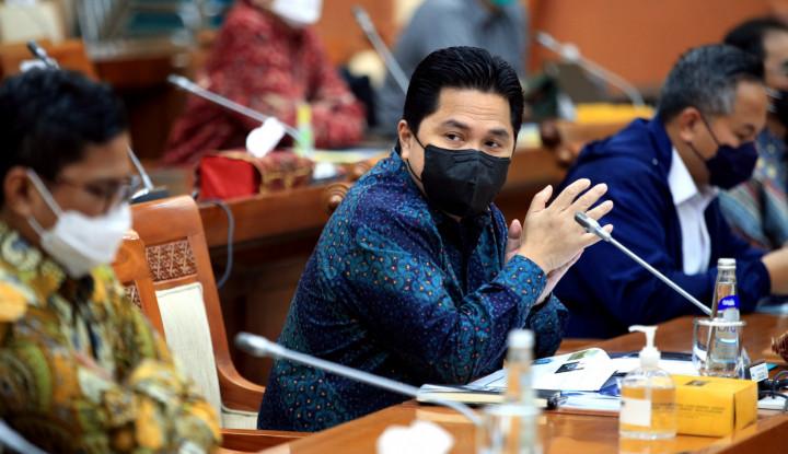 Menteri BUMN Erick Thohir Beberkan 2 Isu Ekonomi di Masa Pandemi: Jangan Yang Kaya Makin Kaya...