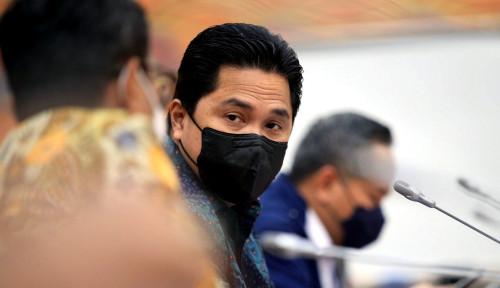 Menteri BUMN Erick Thohir Yakin Pakai Kompor Listrik dan Mobil Listrik Lebih Irit
