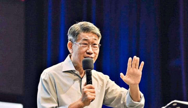 Foto Berita Kisah Orang Terkaya: Philip Ng, Miliarder Properti Singapura yang Sangat Taat kepada Tuhan