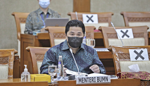 Aturan Baru PMN, Erick Thohir: Kami Ingin Hilangkan Proses yang Tidak Transparan