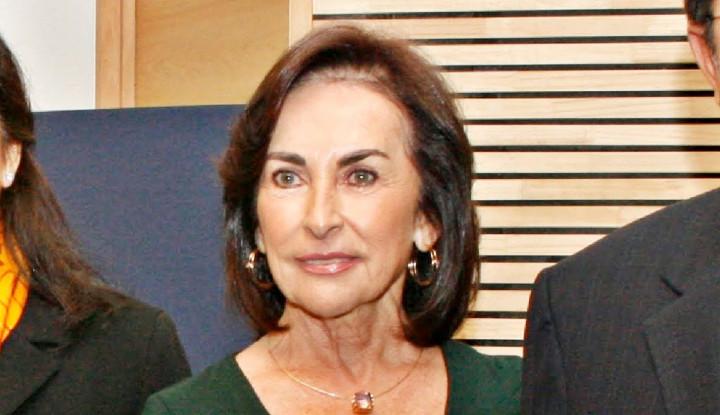 Foto Berita Kisah Orang Terkaya: Iris Fontbana, Janda Terkaya di Chili Berkat Warisan Suami