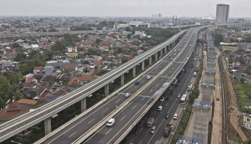 PUPR Targetkan 427 Km Ruas Tol Baru Tuntas 2021