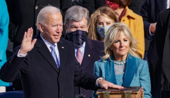 'Jika Joe Biden ingin membawa Amerika ke neraka, silakan saja!'