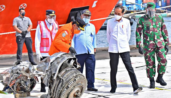 Momen Haru Istri Pramugara Sriwijaya Air, Hari Jadian sama Saat Penemuan Jenazah