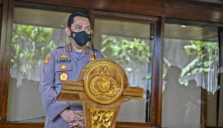 Foto Berita Naik Pangkat Jadi Jenderal Polisi, Segini Harga Listyo Sigit Prabowo