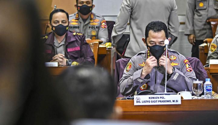 Otw Kapolri, Pengamat: Listyo Sigit Prabowo Harus Tarik Polisi dari Jabatan Sipil