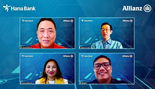 Allianz Indonesia Umumkan Kerja Sama Bancassurance dengan Bank Hana