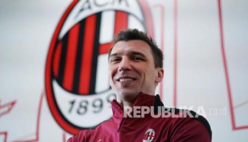 Pindah ke AC Milan, Ini Ambisi Besar Mandzukic