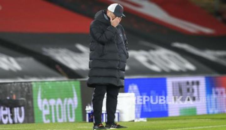Dibungkam Burnley, Juergen Klopp: Konyol Jika Bahas Peluang Juara