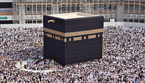 Pemerintah Didesak Lobi-lobi Arab Saudi Biar Haji Bisa Digelar Tahun Ini