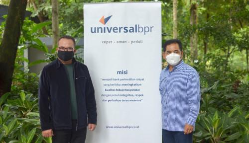 Rhenald Kasali Jadi Brand Ambassador Bank Universal BPR