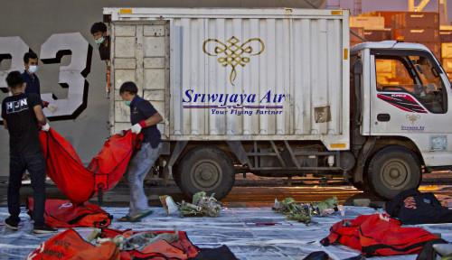 Empat Korban Sriwijaya Air Belum Teridentifikasi