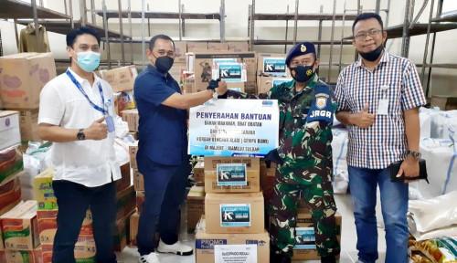 Sucofindo Peduli Sesama untuk Korban Bencana Alam di Sulbar dan Kalsel