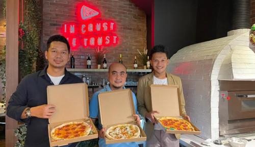 Pizzapedia Hadirkan Konsep Pizza Custom Pertama di Indonesia