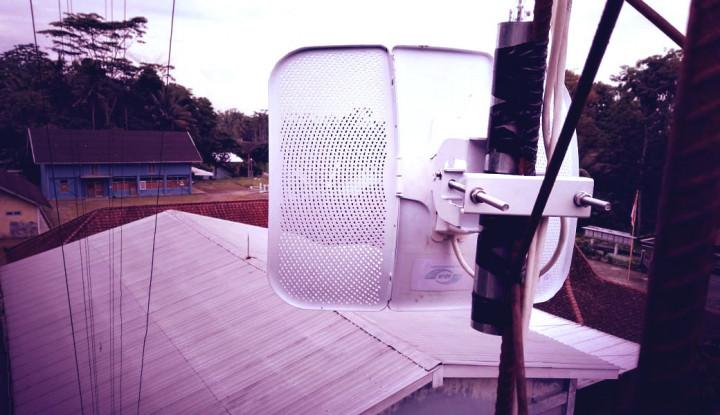 Mengintip Ketangguhan CPE610 dan EAP110-Outdoor TP Link Saat Erupsi Merapi