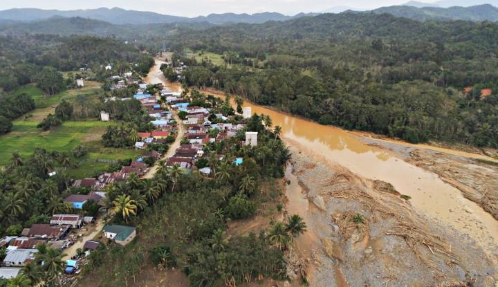 KLHK Gak Terima Izin Tambangnya Disebut Penyebab Banjir Kalimantan Selatan