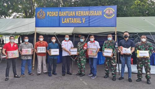 PSRS Salurkan Bantuan untuk Korban Banjir Kalsel dan Gempa Sulbar