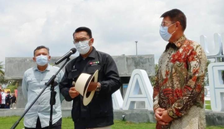Terungkap! Ridwan Kamil Buka-Bukaan Soal Alasan Pakai Kendaraan Dinas Mobil Listrik