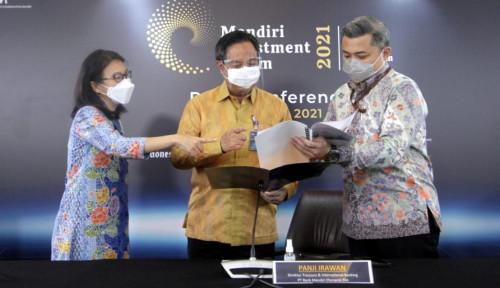 Catat Tanggal Mainnya, Ribuan Investor Bakal Hadiri Mandiri Investment Forum 2021