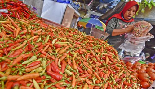 Cabai Rawit Masih Sumbang Inflasi Februari?