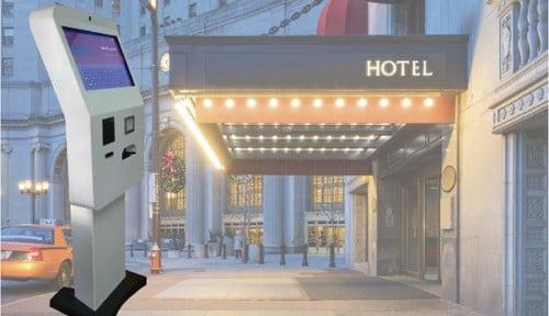 Pengusaha Hotel Bisa Bernafas Lega, S2i Buat Mesin Kiosk Self Check In Otomatis