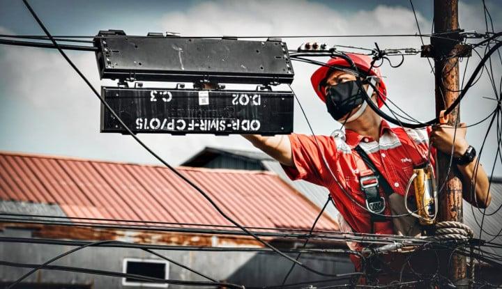 Lewat Karya Maju Bersama IndiHome, Dimas Djay: Dedikasi untuk Perjuangan Bangsa di Era Pandemi