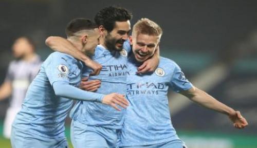 Manchester City Kembali Puncaki Klasemen Geser Rival Sekota