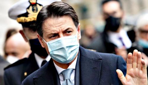 Ngaku Sulit Tangani Covid-19, PM Italia Akhirnya Pilih Resign