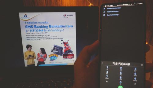 Kenalkan Race SMS Banking, Telkomsel dan Bankaltimtara Bersinergi...