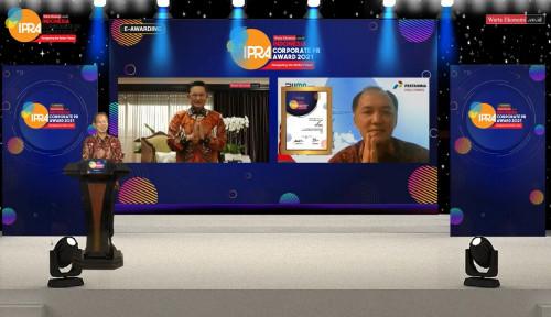 Pertamina Raih Dua Penghargaan dalam Indonesia Public Relation Award2021