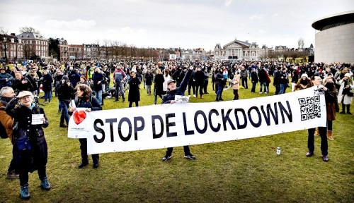 Lonjakan Kasus Corona Tembus 1,3 Juta, Belanda Kasih Kode buat Kunci Negara