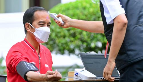 Pesan Jokowi Ketika Resmikan Bendungan Tukul Pacitan