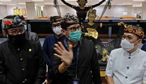 Bang Sandi Racik Strategi Agar Pariwisata di Bali Kembali Menggeliat di Tengah Pandemi