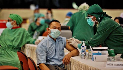 Vaksinasi Tahap Kedua Bagi Petugas Pelayanan Publik Siap Dilaksanakan