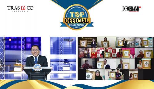 Brand-Brand Ternama Ini Raih TOP Official Store Award 2021