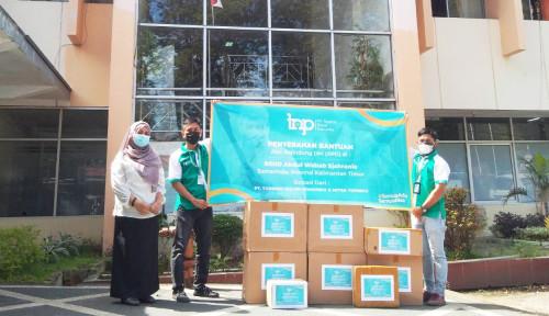 Peduli Covid-19, TopindoPay Donasikan APD untuk Rumah Sakit di Kalimantan