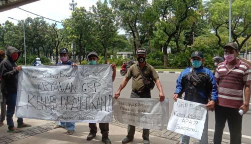 Ikut Terancam Putusan PKPU GRP, Warga Sukadanau Mengadu ke Jokowi
