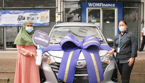 Dapat Mobil dari WOMbastis, Nasabah WOM Finance Asal Banten Senang Bukan Kepalang