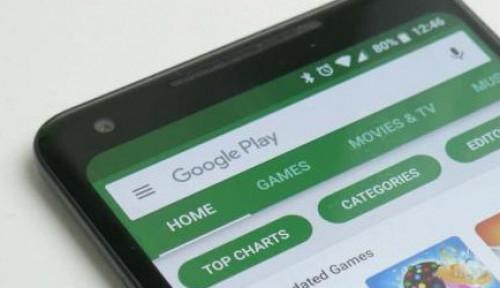 Aplikasi Judi Bisa Diunduh di Google Play Store