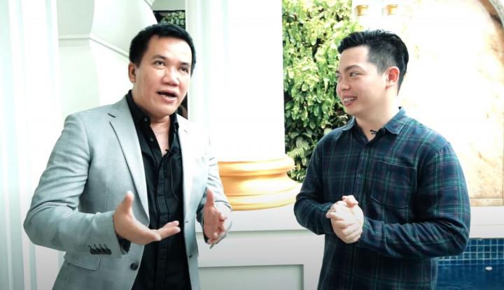 Foto Berita Kisah Crazy Rich Pondok Indah, Miliarder Telekomunikasi yang Hobi Sedekah
