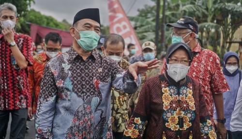 Risma Sesumbar Selalu Diberi Wejangan Megawati soal Politik Hijau