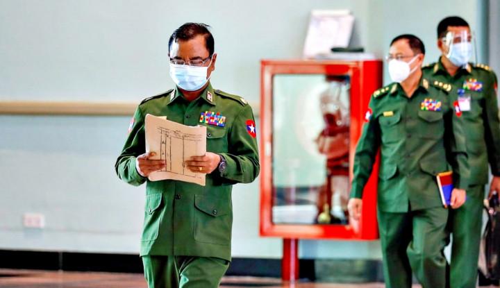 Rakyat Myanmar Menantikan Agenda Pemilu Nasional, Organisasi Pemantau Pemilu: Tuduhan Penipuan...
