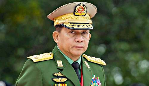 Duh, Panglima Kudeta Myanmar Bakal Kunjungi KTT ASEAN di Jakarta?