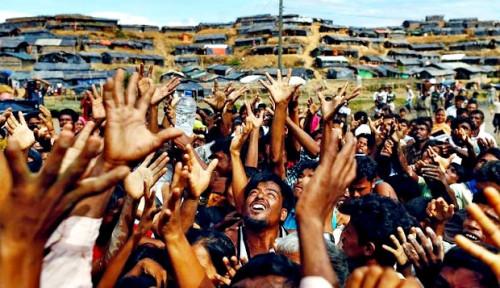 Dituduh Asal-asalan Pulangkan Imigran Myanmar, Malaysia Didesak Beri Alasan Rasional