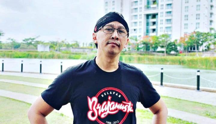 Come Back! Tiba-Tiba Abu Janda Ngaku Ogah Masuk Surga Kalau Ada Si Pentolan FPI Rizieq dan...