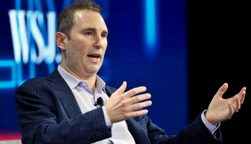 Foto Ini Profl Lengkap Andy Jassy, Pengganti Jeff Bezos di Amazon yang Ahli Komputasi Awan