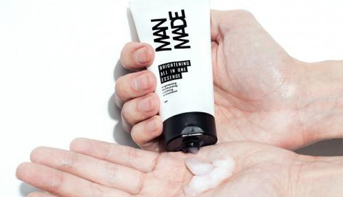 Man Made, Brand Lokal Tawarkan Skincare Khusus Pria